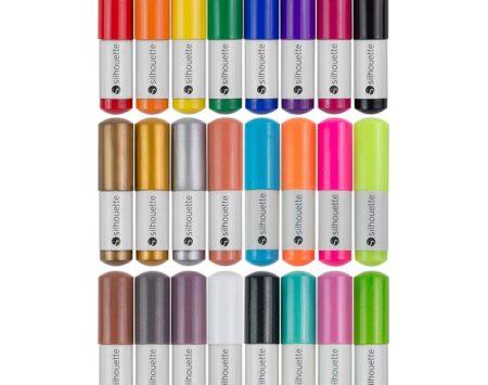 Silhouette Penne 24 pezzi KIT-PEN2 Per Silhouette Cameo New Cameo Cameo 3 Portrait Curio Creativamenteplotter distributore ufficiale Silhouette