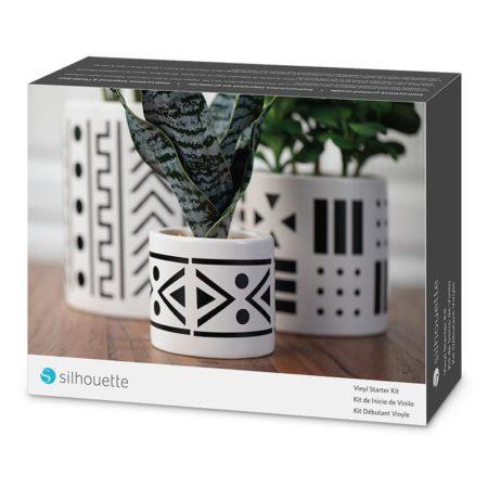 Silhouette Starter Kit Vinile KIT-VINYL-2 per Silhouette Cameo Portrait Curio