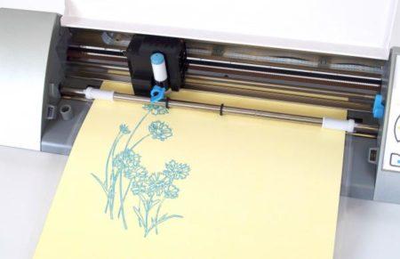 SILH-PEN-START-3T Silhouette Sketch Pen per Cameo Curio Portrait