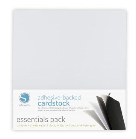 Cardstock Essential 30x30cm per Silhouette CAMEO e Portrait