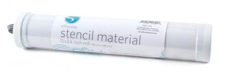 Materiale Silhouette per stencil riutilizzabili