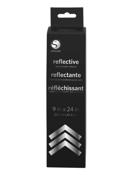 Silhouette Trasferimento Termico Riflettente 229 mm x 60 cm