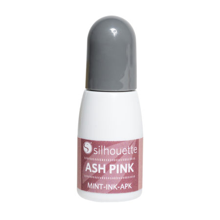 Inchiostro Timbri Rosa Chiaro Silhouette Mint MINT-INK-APK - Creativamenteplotter