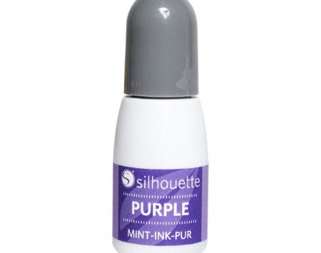 Inchiostro Timbri Viola Silhouette Mint MINT-INK-PUR - Creativamenteplotter