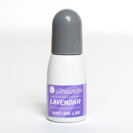 Inchiostro Lavanda Silhouette Mint MINT-INK-LAV Lavendar Creativamenteplotter