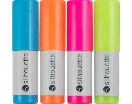 SILH-PEN-NEO penne silhouette colori Neon. Creatiavamenteplotter per Silhouette Curio Cameo New Cameo Cameo 3 Portrait
