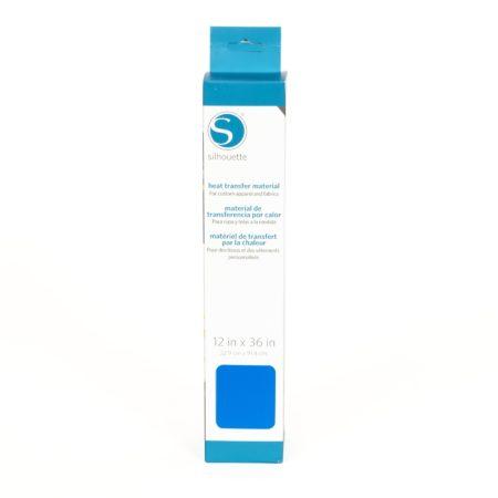 Silhouette Trasferimento Termico Liscio Blu 305 mm x 90 cm