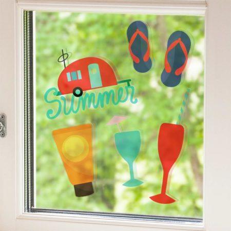 Pellicola stampabile per vetrofanie trasparente Silhouette MEDIA-CLING-CLR Creativamenteplotter per Silhouette Cameo 3 Curio Portrait