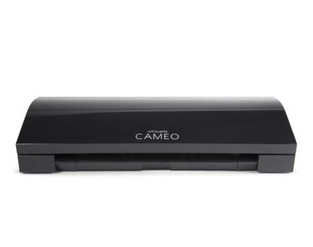 Silhouette Cameo 3 Nera Black Creativamenteplotter SILHOUETTE-CAMEO-3-5TB BLACK