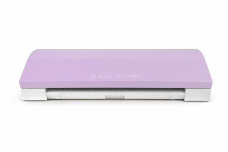 Silhouette CAMEO 3 Lavanda Lavender Taglierina hobby taglio vinile carta cartoncino partecipazioni