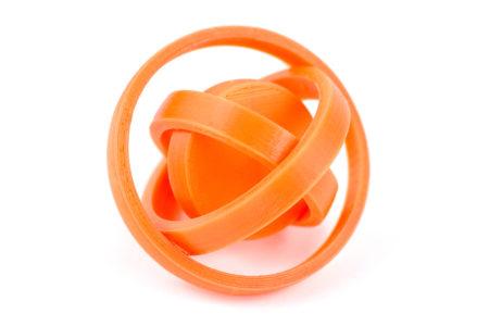 Silhouette Alta Stampante 3D oggetti in PLA a filamento. Education , craft hobby