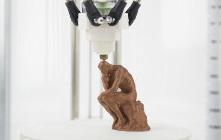 Silhouette ALTA® Stampante 3D a filamento di PLA. Stampa tridimensionale per hobby e decorazione. Progetti artistici, education, scolastici.