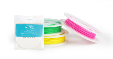 Silhouette ALTA® Stampante 3D a filamento di PLA. Stampa tridimensionale per hobby e decorazione. Filamenti PLA biodegradabili compostabili colorati.
