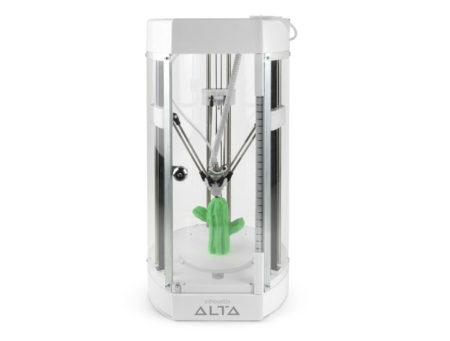 Silhouette ALTA® Stampante 3D a filamento di PLA. Stampa tridimensionale per hobby e decorazione
