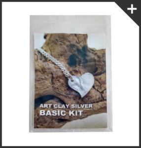 Art clay basic kit effetto argento