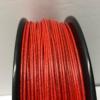 PLA Filamento rosso glitter 1,75mm per stampa 3D compatibile con Silhouette Alta stampante tridimensionale