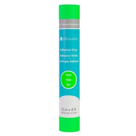 Silhouette Vinile Texture Traslucido Verde 30,5 cm x 122 cm V12-TT-GRN