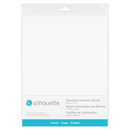 Silhouette MEDIA-LAM per resinatura etichette resinate Silhouette Cameo