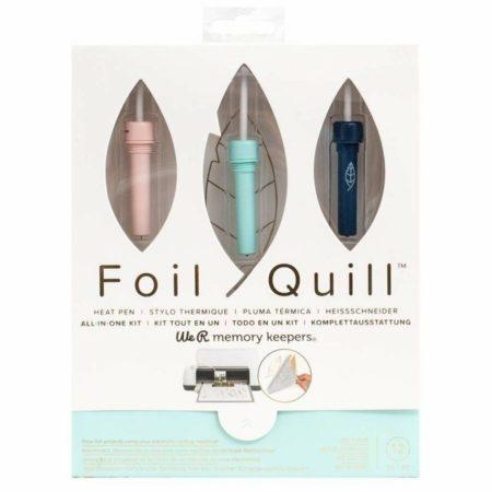 Foil Quill sistema di doratura a caldo per Silhouette Cameo 3 scatola We R Memory Keeper