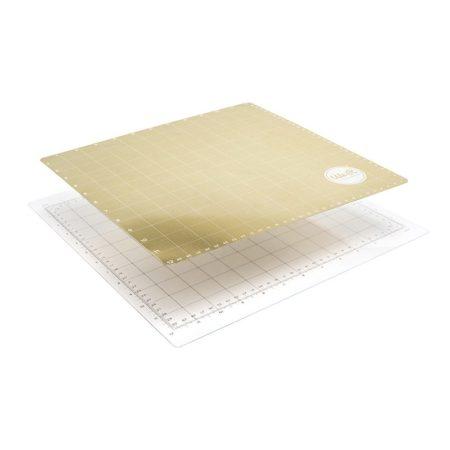 Foil Quill Magnetic Mat 12 661000 UPC 633356610007 Per dorare con Silhouette Cameo Portrait Curio Cricut Scanncut