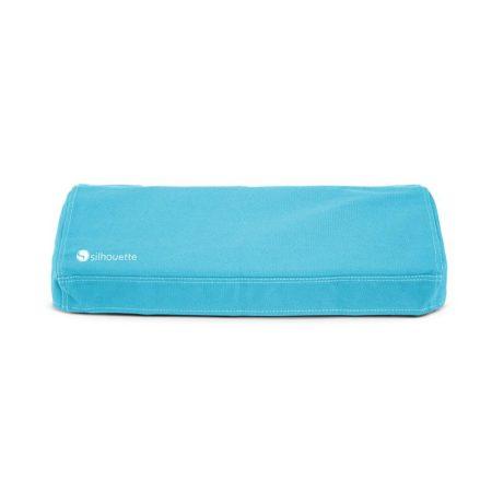 Cover antipolvere azzurra Silhouette Cameo 4