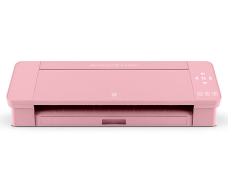 Silhouette Cameo 4 rosa pink anteprima