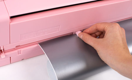 Silhouette Cameo 4 rosa pink taglierina incorporata