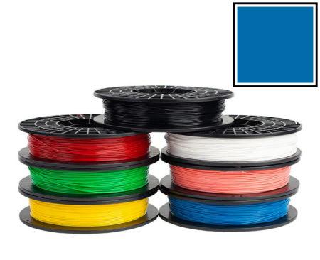 Filamento-PLA-blu-Stampante-3d-Silhouette-Alta
