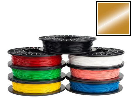 Filamento-PLA-bronzo-Stampante-3d-Silhouette-Alta