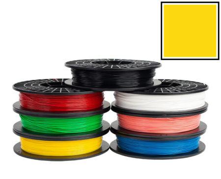 Filamento-PLA-giallo-Stampante-3d-Silhouette-Alta