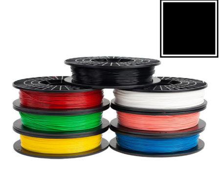 Filamento-PLA-nero-Stampante-3d-Silhouette-Alta