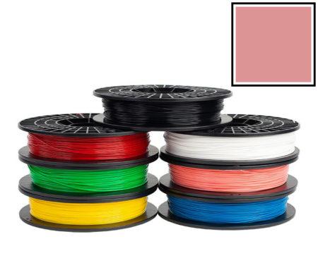 Filamento-PLA-rosa-satinato-Stampante-3d-Silhouette-Alta