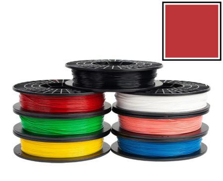 Filamento-PLA-rosso-Stampante-3d-Silhouette-Alta