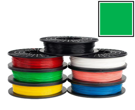 Filamento-PLA-verde-Stampante-3d-Silhouette-Alta