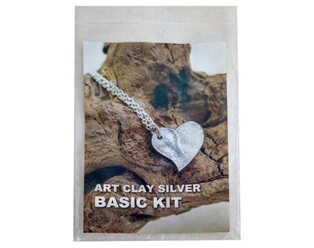 Starter kit Silver Clay per gioielli