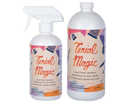 Stabilizzatori per tessuti Terial Magic