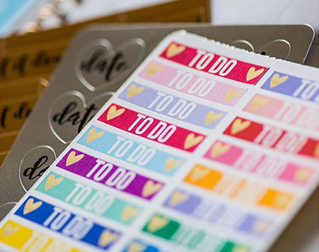 Vinili adesivi pellicole colorate