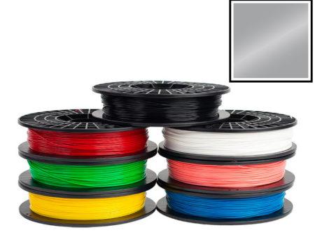Filamento-PLA-argento-Stampante-3d-Silhouette-Alta