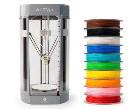 Silhouette Alta - Stampante 3D