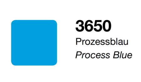 Vinile process blau opaco 30cm per Silhouette Cameo