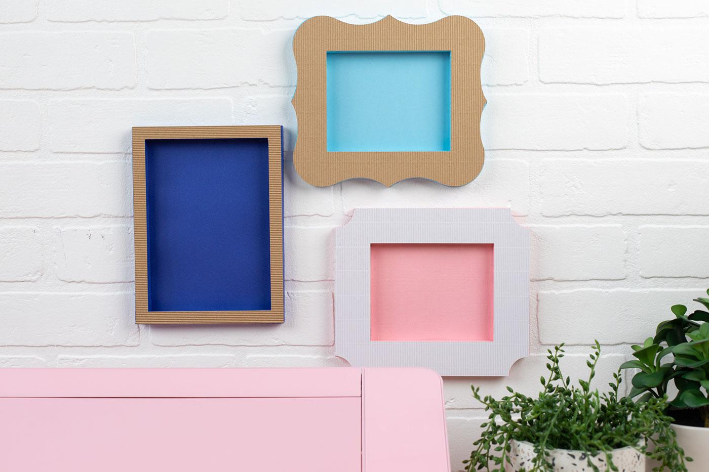 Cornici-in-cartoncino-corrugato-Idee-creative-Silhouette