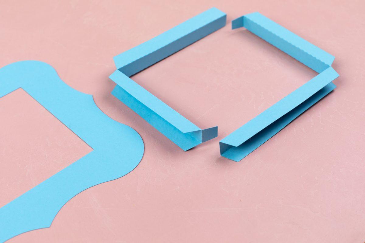 Creare cornice in cartoncino Silhouette Cameo 2