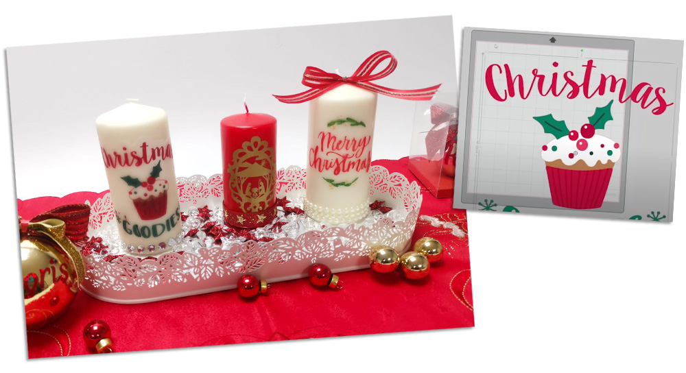 Tutorial-candele-personalizzate-christmas-show-Creativamente-Plotter