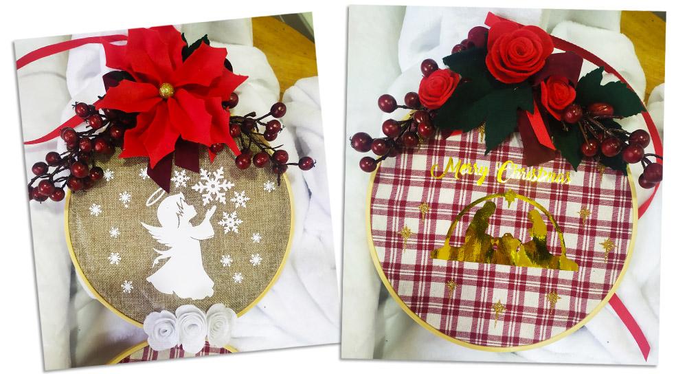 Tutorial-fuoriporta-natalizio-christmas-show-Creativamente-Plotter