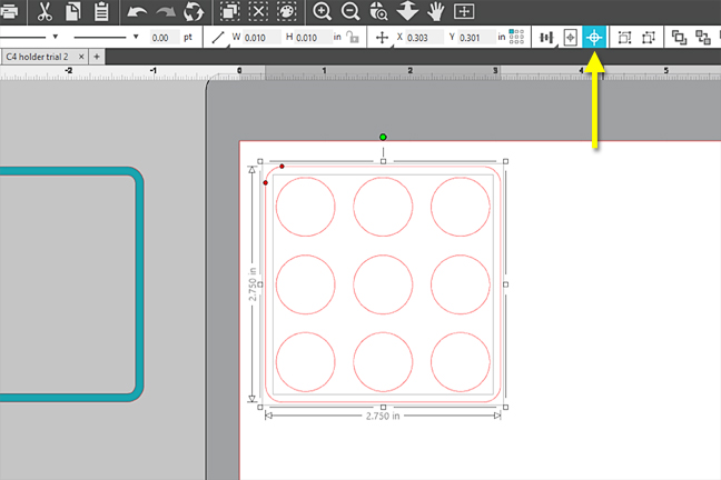 Tutorial stampa 3d portautensili Cameo Creativamente Plotter 07