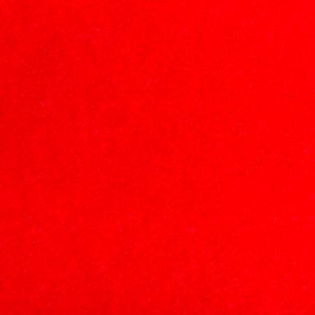Termotrasferibile floccato vellutato rosso vivo per decorazione tessuti con Silhouette Cameo Portrait Curio