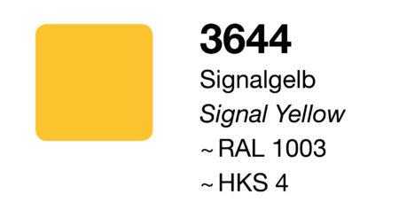 Adesivo Giallo Segnale Opaco 300mm x 10metri Creativamenteplotter importatore ufficiale Silhouette Cameo Portrait Curio