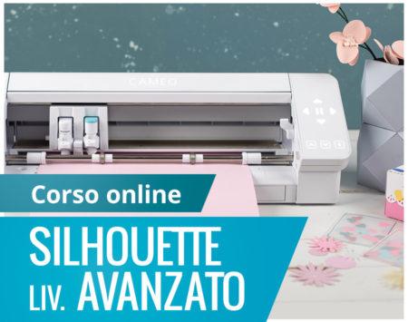 Corso online avanzato Silhouette Academy Italia