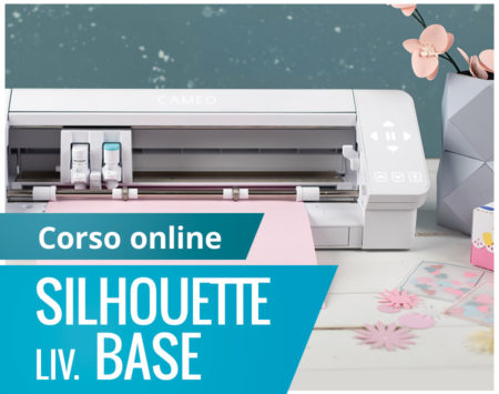Corso online base Silhouette Academy Italia
