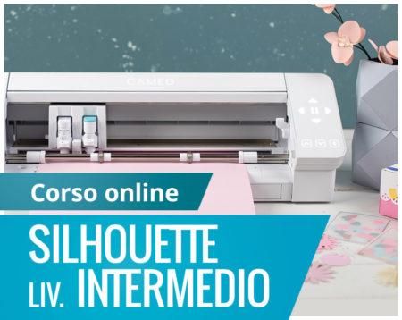 Corso online intermedio Silhouette Academy Italia
